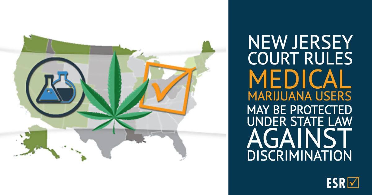New Jersey Medical Marijuana - Employment Screening Resources